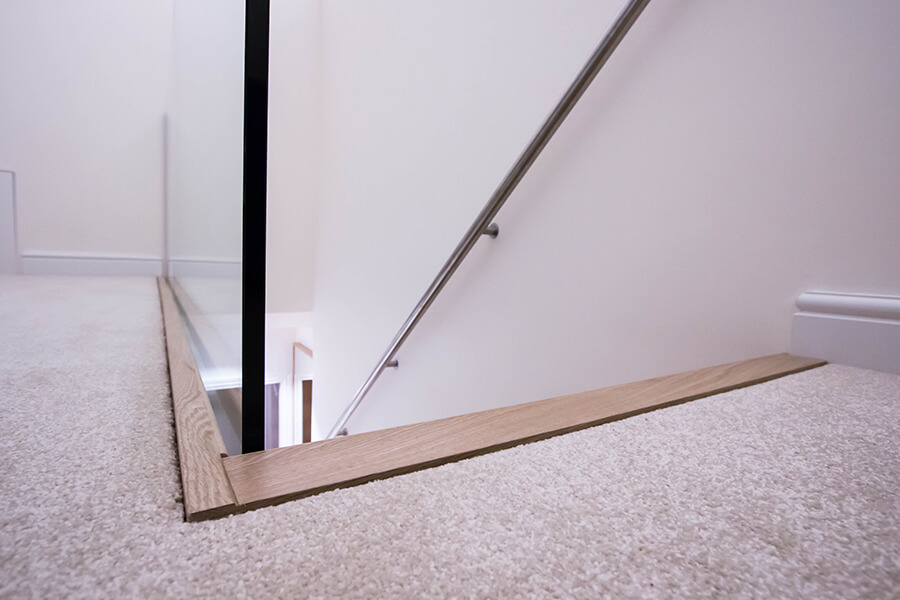 House Zig Zag Staircase