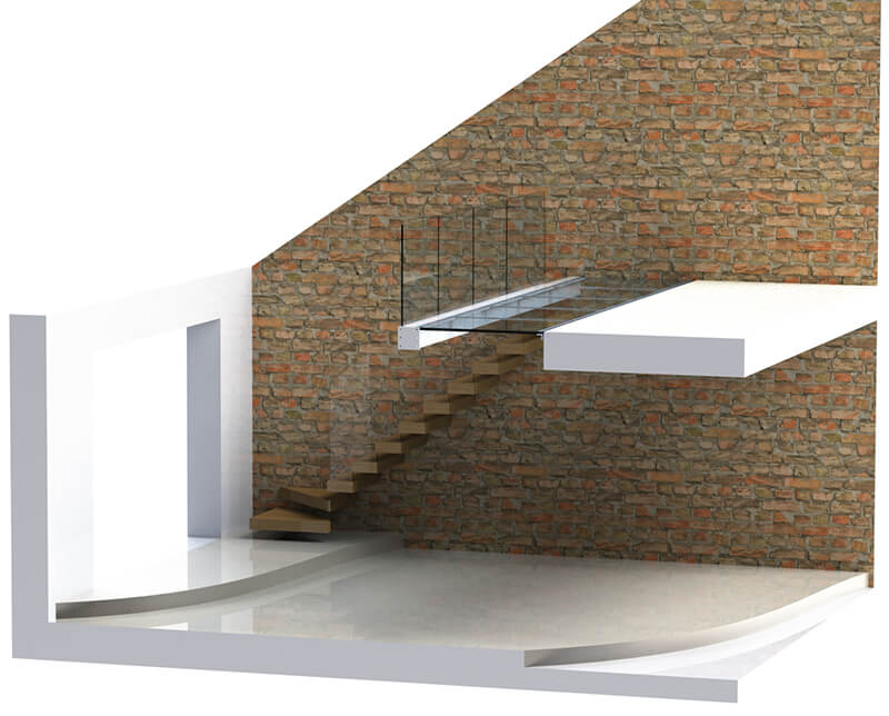 Render Staircases