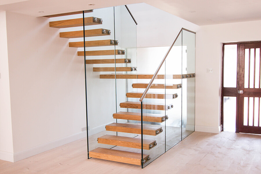 Floating Staircases 334