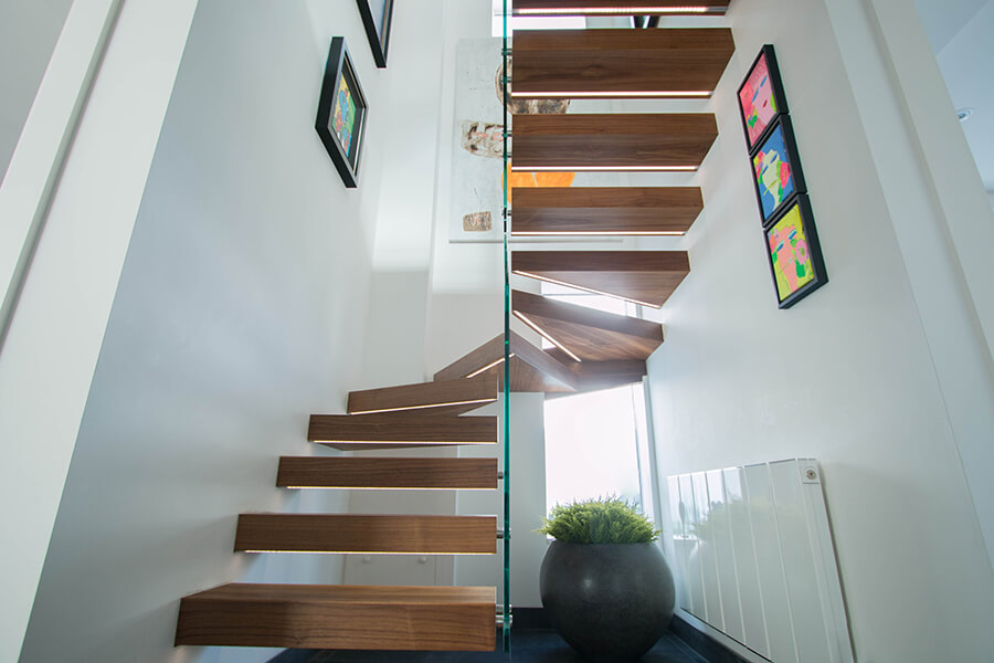 House Stairs Wooden